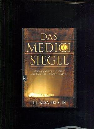 Das Medici-Siegel C.-Bertelsmann-Taschenbuch ; 30550: Breslin, Theresa:
