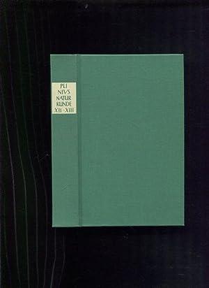 Naturkunde - Naturalis Historiae - Botanik: Bäume: C. Plinius Secundus