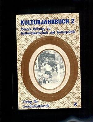Wiener Beiträge zu Kulturwissenschaft und Kultur -: Bockhorn, Olaf (Hg):