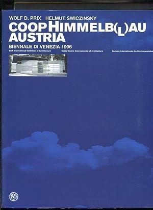 Coop Himmelb(l)au Austria from cloud to cloud: Prix, Wolf D.