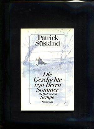 Die Geschichte von Herrn Sommer Diogenes-Taschenbuch ;: Süskind, Patrick: