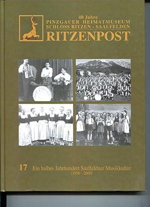 Ein halbes Jahrhundert Saalfeldner Musikkultur 1950 -: Plohovich, Gottfried, Alois