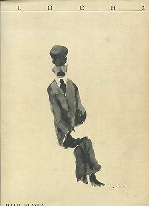 Paul Flora. Frühe Zeichnungen. Aus den Jahren 1939 - 1951.: Bloch, Peter: