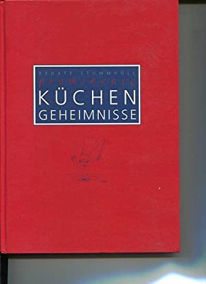 prominente Küchengeheimnisse: Stummvoll, Renate: