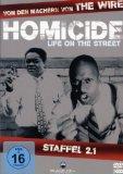 Homicide - Life on the Street, Staffel 2.1. 3 DVDs.: Beatty, Ned, Richard Belzer und Daniel Baldwin...