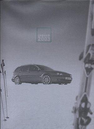 JAGUAR 2003. New British Design.: Jaguar Cars and Jonathan Evans (Ed.):