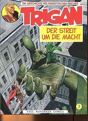 Trigna - Lika Ranns Versprechen - Der Streit um die Macht. Die Geschichte des Fantastischen Reiches...