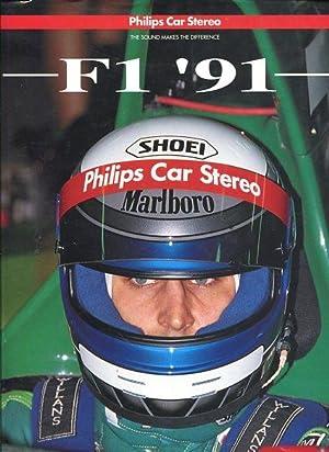 Formel 1 '91. Das Grand Prix- Jahr 1991: ohne Autorenangabe: