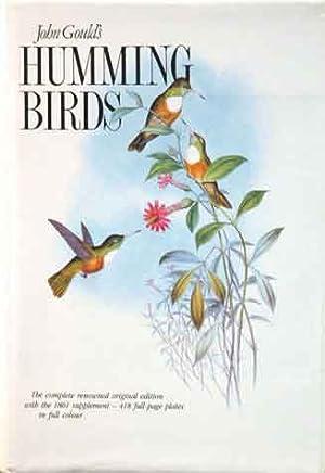 Hummingbirds: Gould, John