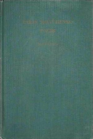 Selected Poems__The Poet of the Ukraine trans.: Shevchenko, Taras