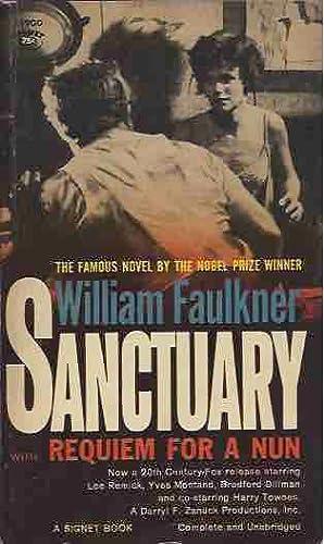 Sanctuary __with Requiem for a Nun: Faulkner, William