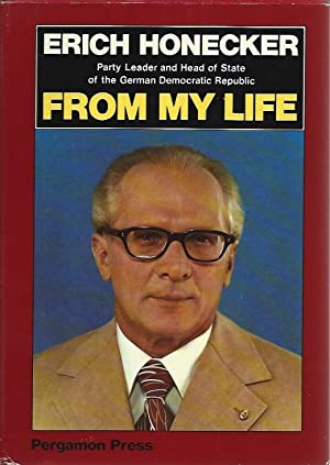 From My Life (Leaders of the world): Honecker, Erich