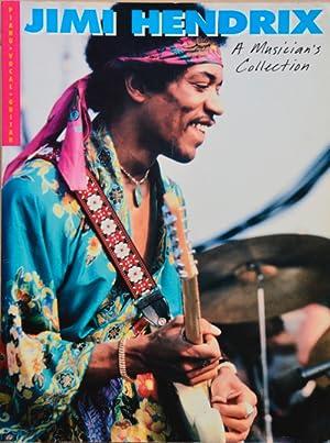 Jimi Hendrix-A Musician's Collection (Piano-Vocal-Guitar Series): Hendrix, Jimi