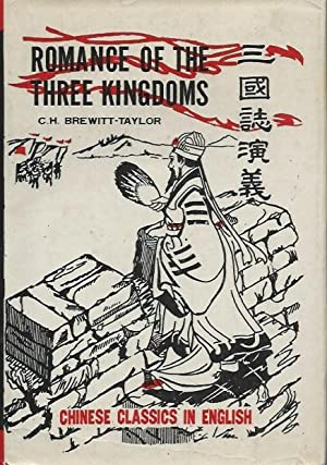 Romance of the Three Kingdoms _ San: Kuan-Chung's, Lo; Brewitt-Taylor,