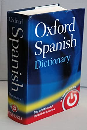 Oxford Spanish Dictionary: Jarman, Beatriz Galimberti;