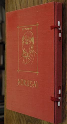 Hokusai: The Man Mad-on-Drawing (48 Coloured Woodcuts): Hokusai; Hloucha, Joe