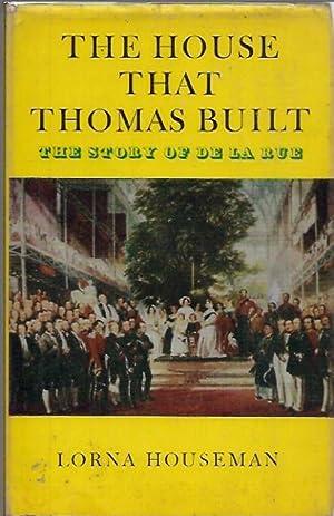 House That Thomas Built__The Story of De: Houseman, Lorna