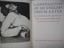 Confessions of an English Opium-Eater. With an Introduction by W. Bolitho and 12 Lithographs draw...