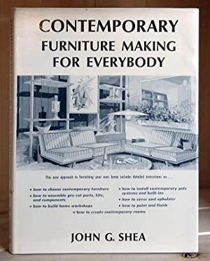 Contemporary Furniture Making for Everybody