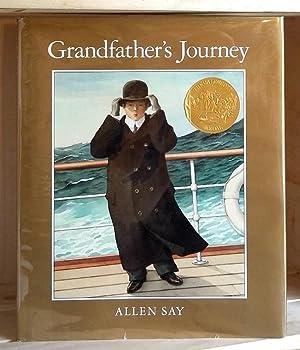 Grandfather's Journey: Say, Allen