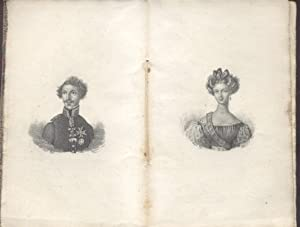 ALMANACCO DI CORTE DI LUCCA PER L'ANNO 1830. Anno primo.