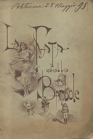 """LA FATA DELLE BAMBOLE (""""Die Puppenfee"""") (1888).: BAYER Josef (Wien,"""