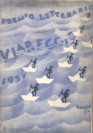 PREMIO LETTERARIO VIAREGGIO 1931.