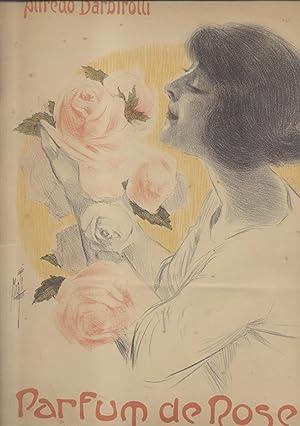 PARFUM DE ROSES. Valse lente pour le Piano. copyright 1912 (Pl.n°25, 695).: BARBIROLLI Alfredo.