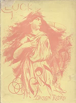 ARMIDA (1777). Opera in cinque atti di Filippo Quinault. Opera completa per Canto e Pianoforte. ...