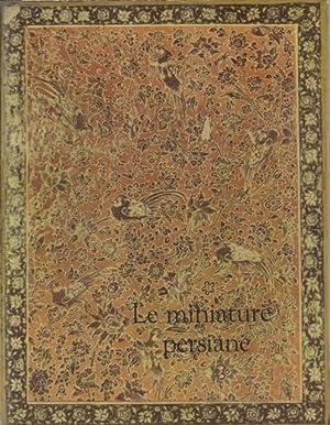 LE MINIATURE PERSIANE.: KUBICKOVA V.