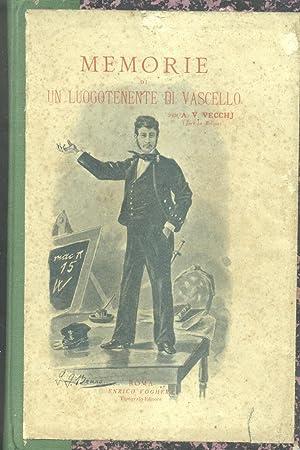 MEMORIE DI UN LUOGOTENENTE DI VASCELLO.: Jack La Bolina (A.V. Vecchi).