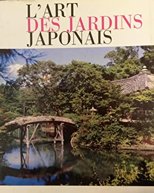 L'ART DES JARDINS JAPONAISE. 1980 circa.