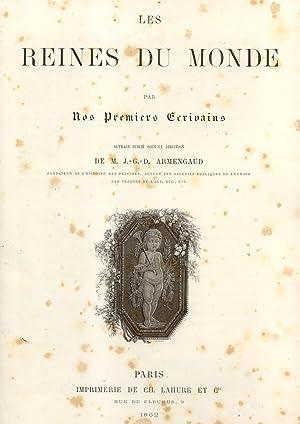 LES REINES DU MONDE.: ARMENGAUD J.G.D.