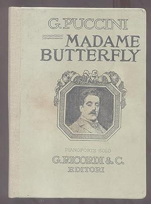 MADAMA BUTTERFLY (1904). Tragedia giapponese di L.Illica e G.Giacosa da J.L.Long e D.Belasco. Opera...
