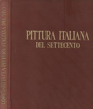 LA PITTURA ITALIANA DEL SETTECENTO.: LORENZETTI Giulio.