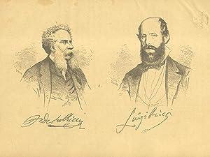 CRISPINO E LA COMARE (1850). Melodramma fantastico-giocoso in quattro Atti di F.M.Piave. Opera ...