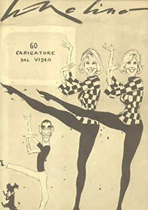 60 CARICATURE DAL VIDEO.: MOLINO Walter.