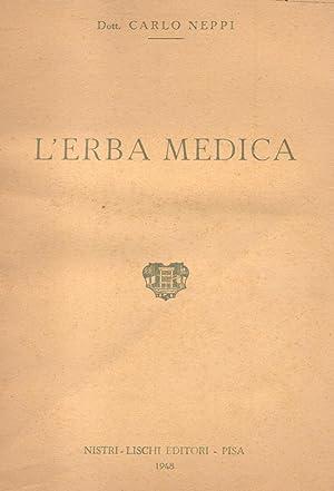 L'ERBA MEDICA.: NEPPI Carlo.