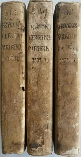 LA VERGINE PARIGINA. Descritta dal Padre Francesco Fulvio Frugoni dell'Ordine de Minimi. Parte...