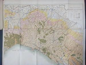 GITA GEOLOGICA NELLA LIGURIA ORIENTALE. 11 - 18 giugno 1888.: JONGHI Cesare.