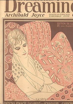 DREAMING. Valse pour Piano (Pl.n°1238).: JOYCE Archibald (London,
