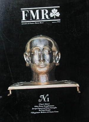 FMR. Mensile di Franco Maria Ricci. 1982-1987.