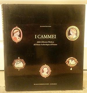 I CAMMEI. Dalla Collezione Medicea del Museo Archeologico di Firenze.: GIULIANO Antonio.