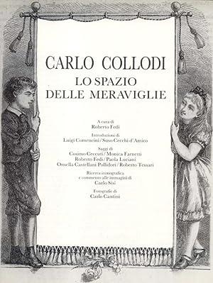 CARLO COLLODI: LO SPAZIO DELLE MERAVIGLIE.