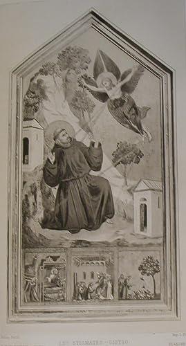 SAINT FRANÇOIS D'ASSISE. Vie de Saint François. Saint François apr&eacute...