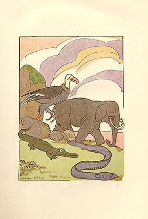 LE ROMAN DE LA RIVIERE. Paris, Rombaldi, 1923.: PONSOT Georges.