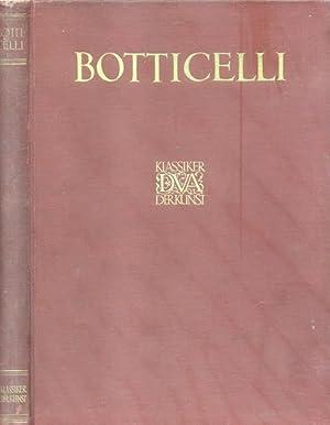 BOTTICELLI. Des Meisters Werke.: Von BODE Willhelm.
