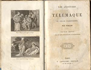 LES AVENTURES DE TELEMAQUE. Et celle d'Aristonous. prima metà XIX secolo.: FENELON de ...