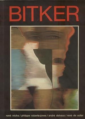 COLETTE BIKTER. 1983 circa.