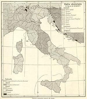 GLI STATI DEL MONDO. Commento geografico-statistico all'Atlante Internazionale del T.C.I.: ...